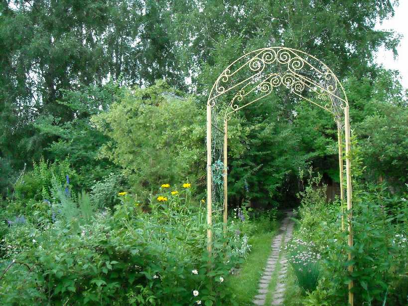 арка, общий вид (фото 3824)