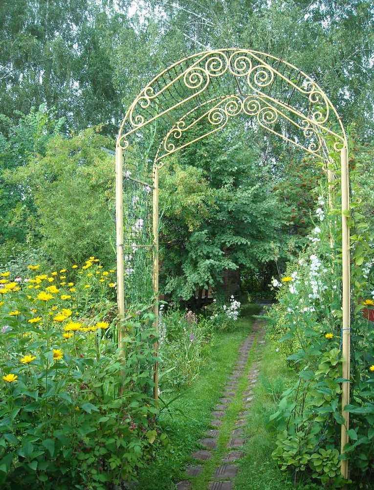 общий вид, арка (фото 6244)