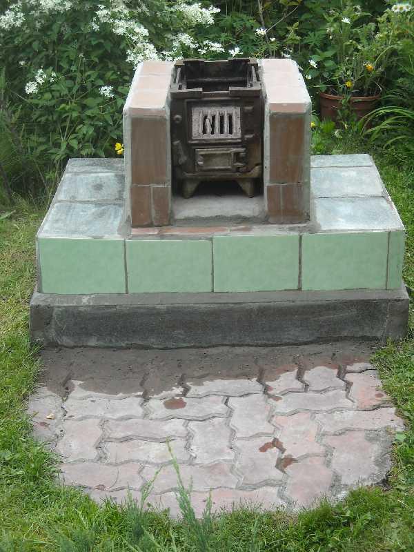 Барбекюшник